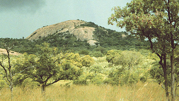Shabeni Mountain