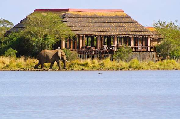 Camp Shawu is a classic safari lodge in Kruger National Park.