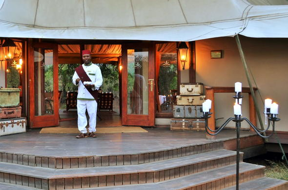 Experience exceptional service during your Kruger Park safari.