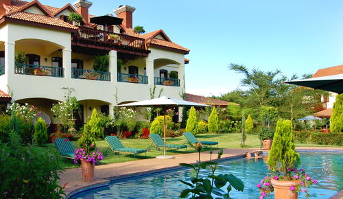 Hotels near Kruger National Park.