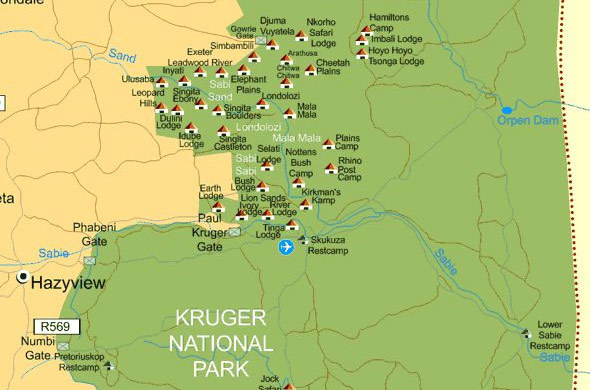 Kruger National Park Travel Information...