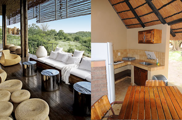 Compare accommodatioon s at Kruger Park