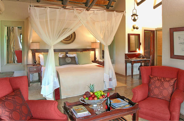 Types of Kruger park Accommodation - Jocks Safari Lodge