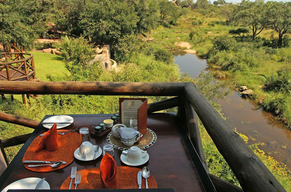 Lukimbi Safari Lodge.