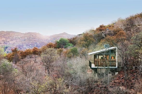 Outpost Lodge is situated in the Northern Kruger National Park.