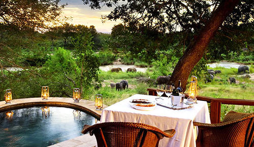 Premier Safari Lodge in Kruger Park.